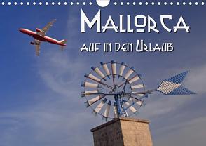 Mallorca – auf in den Urlaub (Wandkalender 2020 DIN A4 quer) von Blume,  Hubertus