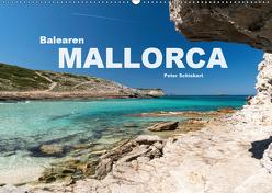 Mallorca Balearen (Wandkalender 2019 DIN A2 quer) von Schickert,  Peter