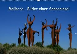 Mallorca – Bilder einer Sonneninsel (Wandkalender 2018 DIN A2 quer) von Winter,  Eva