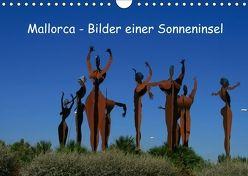 Mallorca – Bilder einer Sonneninsel (Wandkalender 2018 DIN A4 quer) von Winter,  Eva