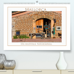 Mallorca, die reizvolle Sonneninsel (Premium, hochwertiger DIN A2 Wandkalender 2020, Kunstdruck in Hochglanz) von Michalzik,  Paul
