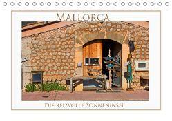 Mallorca, die reizvolle Sonneninsel (Tischkalender 2019 DIN A5 quer) von Michalzik,  Paul
