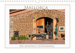 Mallorca, die reizvolle Sonneninsel (Wandkalender 2021 DIN A4 quer) von Michalzik,  Paul