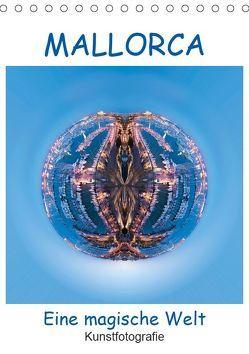 MALLORCA. Eine magische Welt (Tischkalender 2019 DIN A5 hoch) von Ruffinengo,  Rolando