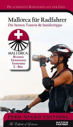 Mallorca für Radfahrer von Hützen,  Kathrin