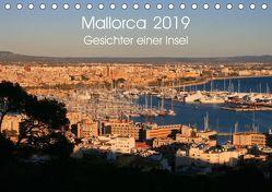 Mallorca – Gesichter einer Insel (Tischkalender 2019 DIN A5 quer) von www.MatthiasHanke.de