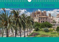 Mallorca – Insel der Träume 2019 (Wandkalender 2019 DIN A4 quer) von Sielaff,  Marcus