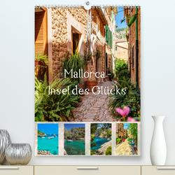 Mallorca – Insel des Glücks (Premium, hochwertiger DIN A2 Wandkalender 2020, Kunstdruck in Hochglanz) von Seibertz,  Juergen