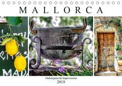 Mallorca – Mallorquinische Impressionen (Tischkalender 2019 DIN A5 quer) von Meyer,  Dieter