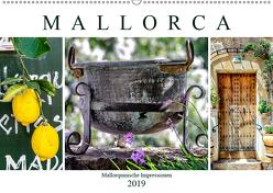 Mallorca – Mallorquinische Impressionen (Wandkalender 2019 DIN A2 quer) von Meyer,  Dieter