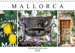Mallorca – Mallorquinische Impressionen (Wandkalender 2019 DIN A4 quer) von Meyer,  Dieter