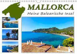 MALLORCA, Meine Balearische Insel (Wandkalender 2019 DIN A4 quer) von Dreegmeyer,  Andrea