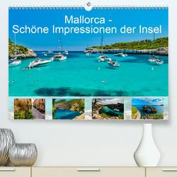 Mallorca – Schöne Impressionen der Insel (Premium, hochwertiger DIN A2 Wandkalender 2020, Kunstdruck in Hochglanz) von Seibertz,  Juergen