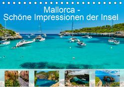 Mallorca – Schöne Impressionen der Insel (Tischkalender 2019 DIN A5 quer) von Seibertz,  Juergen