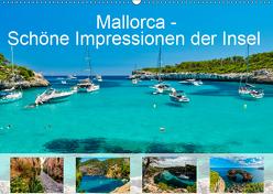Mallorca – Schöne Impressionen der Insel (Wandkalender 2019 DIN A2 quer) von Seibertz,  Juergen
