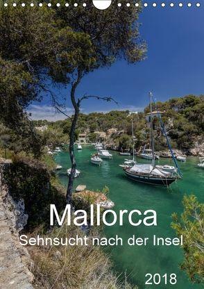 Mallorca – Sehnsucht nach der Insel (Wandkalender 2018 DIN A4 hoch) von Seibertz,  Juergen