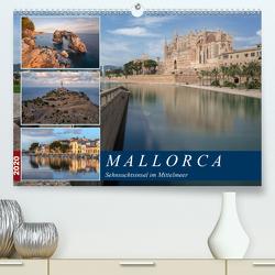 Mallorca, Sehnsuchtsinsel im Mittelmeer (Premium, hochwertiger DIN A2 Wandkalender 2020, Kunstdruck in Hochglanz) von Kruse,  Joana