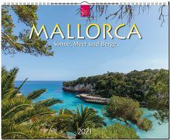 Mallorca – Sonne, Meer und Berge von Richter,  Jürgen