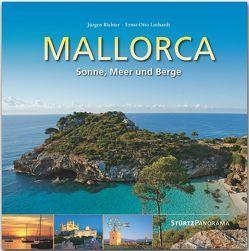 Mallorca – Sonne, Meer und Berge von Luthardt,  Ernst-Otto, Richter,  Jürgen