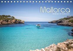 Mallorca – Strände im Südosten (Tischkalender 2018 DIN A5 quer) von Pöder,  Gert