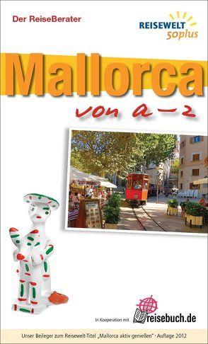 Mallorca von a – z von Ihnenfeldt,  Hartmut