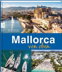 Mallorca von oben von Klein,  Günter, Winterstein,  Roland