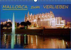 MALLORCA zum VERLIEBEN (Wandkalender 2019 DIN A3 quer) von Bonn,  BRASCHI