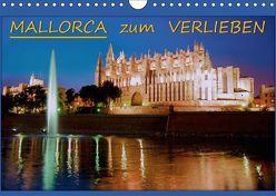 MALLORCA zum VERLIEBEN (Wandkalender 2019 DIN A4 quer) von Bonn,  BRASCHI