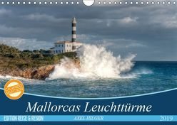 Mallorcas Leuchttürme (Wandkalender 2019 DIN A4 quer) von Hilger,  Axel