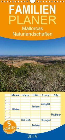 Mallorcas Naturlandschaften – Familienplaner hoch (Wandkalender 2019 , 21 cm x 45 cm, hoch) von Stückmann,  Klaus