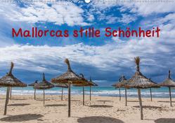 Mallorcas stille Schönheit (Wandkalender 2021 DIN A2 quer) von Blome,  Dietmar