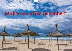 Mallorcas stille Schönheit (Wandkalender 2021 DIN A4 quer) von Blome,  Dietmar