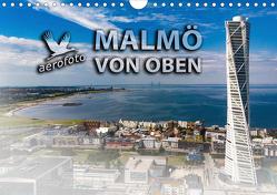 Malmö von oben (Wandkalender 2021 DIN A4 quer) von Kloth & Ralf Roletschek,  Daniela
