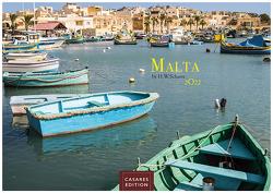 Malta 2022 S 24x35cm von Schawe,  Heinz-werner