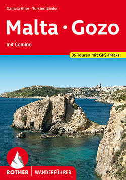 Malta Gozo von Bieder,  Torsten, Knor,  Daniela