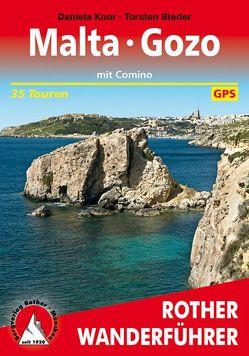 Malta Gozo (E-Book) von Bieder,  Torsten, Knor,  Daniela