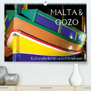 MALTA & GOZO – Kulturelle Schätze im Mittelmeer (Premium, hochwertiger DIN A2 Wandkalender 2021, Kunstdruck in Hochglanz) von Albilt,  Rabea