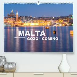 Malta – Gozo und Comino (Premium, hochwertiger DIN A2 Wandkalender 2020, Kunstdruck in Hochglanz) von Schickert,  Peter