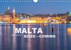 Malta – Gozo und Comino (Wandkalender 2019 DIN A4 quer)