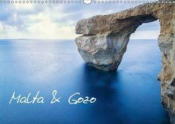 Malta & Gozo (Wandkalender 2018 DIN A3 quer) von Papenfuss,  Christoph