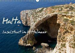 Malta – Inselstaat im Mittelmeer (Wandkalender 2019 DIN A3 quer) von Paszkowsky,  Ingo
