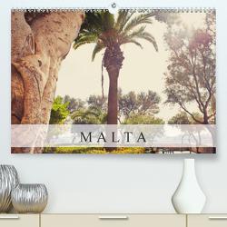 Malta (Premium, hochwertiger DIN A2 Wandkalender 2020, Kunstdruck in Hochglanz) von Jelen,  Hiacynta