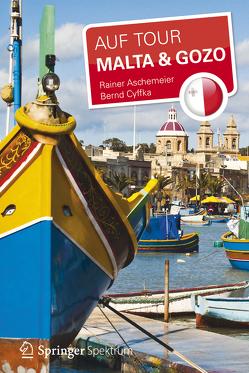 Malta und Gozo von Aschemeier,  Rainer, Cyffka,  Bernd