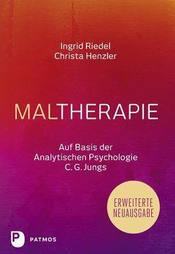 Maltherapie von Henzler,  Christa, Riedel,  Ingrid