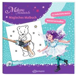 Maluna Mondschein Magisches Malbuch von Kraus,  Tina, Schütze,  Andrea