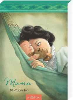 Mama – 20 Postkarten von Delforge,  Hélène, Gréban,  Quentin