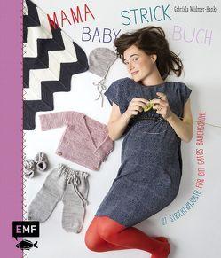 Mama-Baby-Strickbuch von Bochem,  Susanne, Widmer-Hanke,  Gabriela