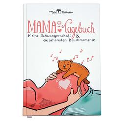 Mama-Tagebuch, Meine Schwangerschaft & die schönsten Bauchmomente