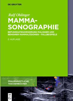 Mammasonographie von Ohlinger,  Ralf
