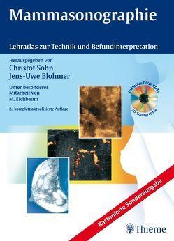 Mammasonographie von Blohmer,  Jens-Uwe, Sohn,  Christof